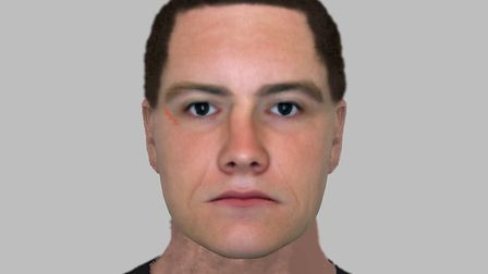 Police would like to speak to this man about a burglary in Colchester Picture: ESSEX POLICE