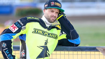 Rory Schlein, misses the Witches clash with Scunthorpe on Thursday Photo: STEVE WALLER