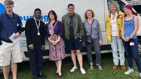 The six-a-side tournament took place in Nowton Park, Bury St Edmunds Picture: SOLO HOUSING
