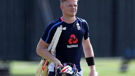 Sam Billings and Kent were knocked out of the Vitality Blast by Lancashire. Picture: PA SPORT