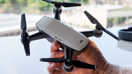 DJI Spark Drone. Picture: SYTT