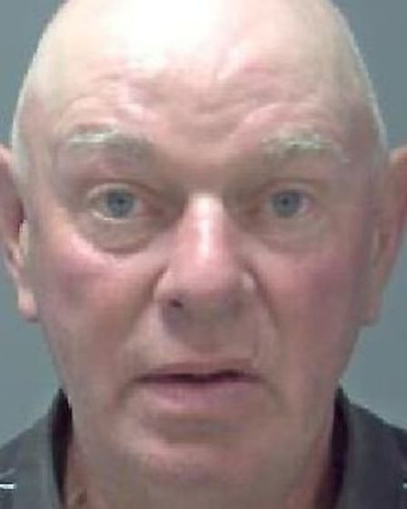 Robert Bradlaugh, who has been jailed for 70 weeks Picture: SUFFOLK CONSTABULARY