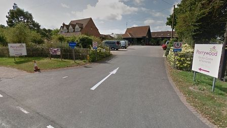Perrywood Garden Centre Picture: GOOGLE MAPS