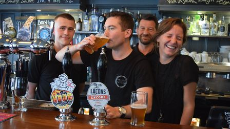 Suffolk has a host of independent breweries Picture: RED FLAME COMMS