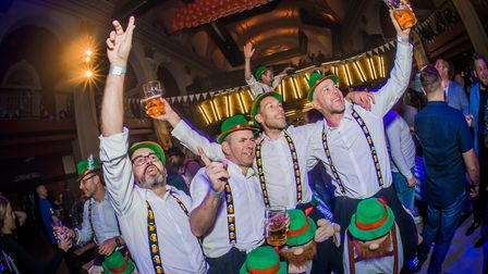 The Real Oktoberfest at OPEN, Norwich 2017 Photo credit: Simon Finlay Photography