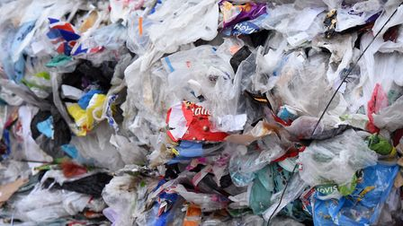 Suffolk County Council's recycling rate has fallen to 48%, latest data shows Picture: SARAH LUCY BRO