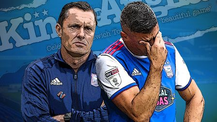 It's been a tough week for Ipswich Town with the news they have lost Jon Walters to injury.