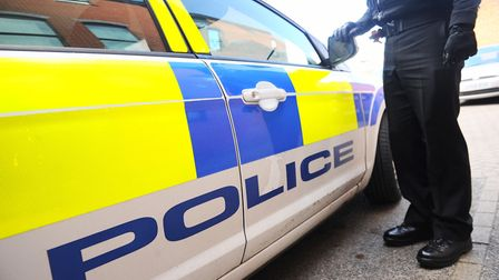 Suffolk Constabulary made three arreasts in town yesterday for drug related offences Picture: LUCY T