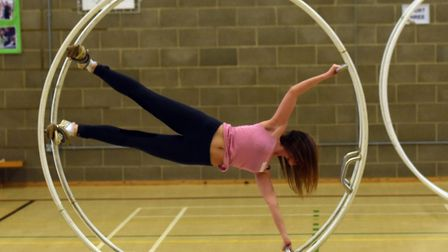 Torwood Wheelers are inviting you to join them at Kesgrave Sports Centre Picture:Sarah Lucy Brown