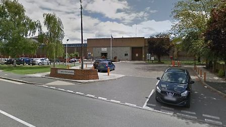An inspection of HMP and YOI Chelmsford revealed a high level of drug-fuelled violence Picture: GOOG