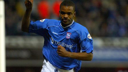 Bent scored 55 goals in 141 appearances for Ipswich Town (2001-05) after emerging from the youth sys