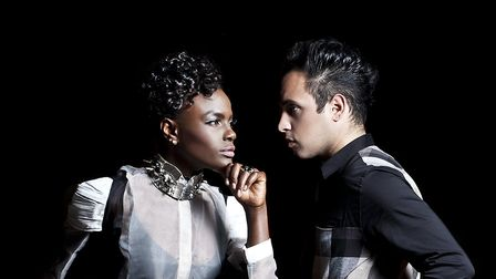 The Noisettes will be headlining Heveningham Hall's fireworks display Picture: THE NOISETTES