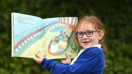 Has your school signed up the Books for Schools campaign Picture: SARAH LUCY BROWN