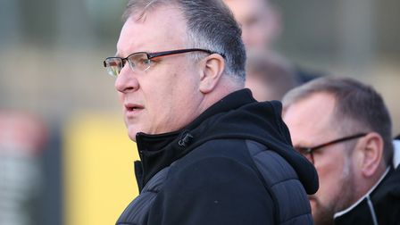 Hoping for Vase joy this weekend, Stow boss Rick Andrews