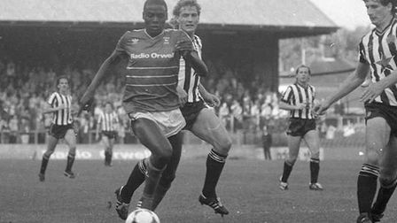 Michael Cole was among the scorers as the Blues drew 2-2 with Newcastle on this day in 1985