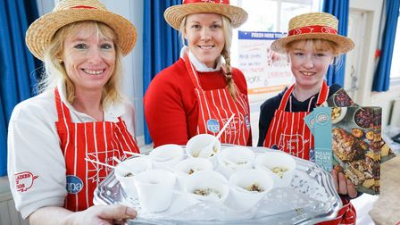 The Framlingham Sausage Festival is taking place on Sunday, October 14 Picture: TONY PICK