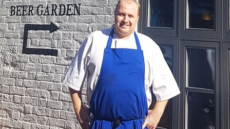Keith Groom is the new head chef at Butley's Oyster Inn Picture: OYSTER INN