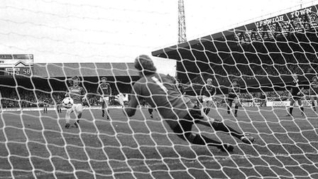 In 1984, Eric Gates scored as the Blues drew 1-1 with QPR