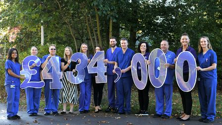 Every Heart Matters appeal needs �70,000 to reach its target of �500,000. They had a �150,000 legac