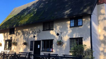 The Low House (The King's Head) Laxfield