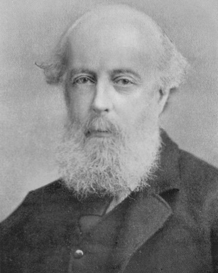 The founder of the RNIB Thomas Armitage was a blind 19th century doctor Picture: ROYAL NATIONAL INS
