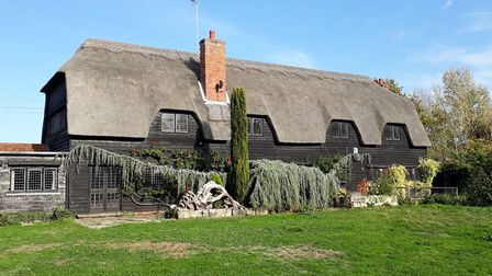 The Granary in Flatford is now under the care of the National Trust Picture: SIMON PEACHEY/NATIONAL
