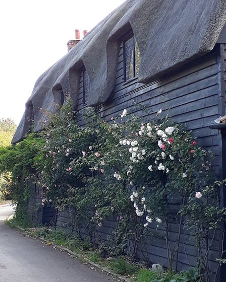 The building was once owned by Constable's father Picture: SIMON PEACHEY/NATIONAL TRUST