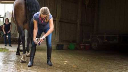 A Grooms Minds online resource has been set up to support stable staff with mental health issues. It