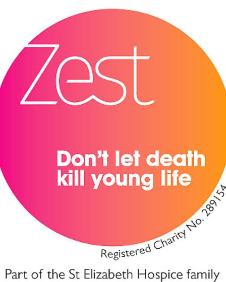 Zest is a new brand which aims to inform young adults about hospices. Picture: ZEST