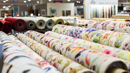 So many curtains to choose from at Glasswells in Ipswich Picture: GLASSWELLS
