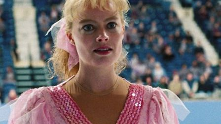 Margot Robbie in I, Tonya Picture: ENTERTAINMENT ONE