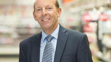 Martyn Cheatle, chief executive of Central England Co-operative. Picture: Craig Holmes
