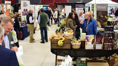 Local Flavours 2015 trade show of East Anglia's food and drink producers Picture: DENISE BRADLEY