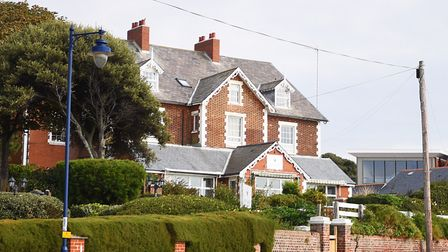 St Mary's Nursing Home in Felixstowe will be closing on Friday Picture: GREGG BROWN