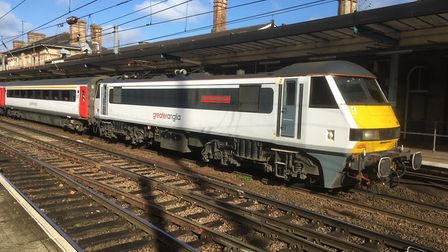 Services to London and Norwich are currently affected Picture: PAUL GEATER