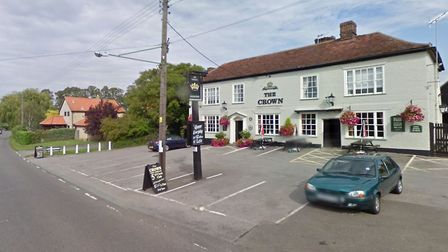 The Crown pub in Acton as viewed from The High Street Picture: GOOGLE MAPS