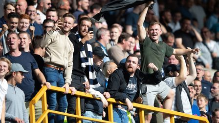 Millwall fans enjoyed a 2-1 home win against managerless Aston Villa prior to the international brea