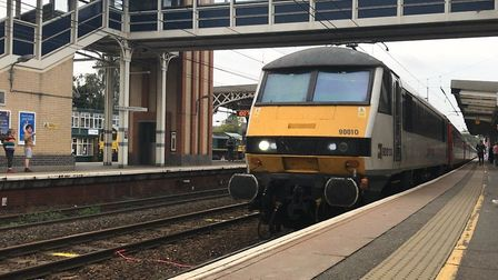 Sandy Martin is calling for rail fares from Ipswich to be cut. Picture: NEIL PERRY
