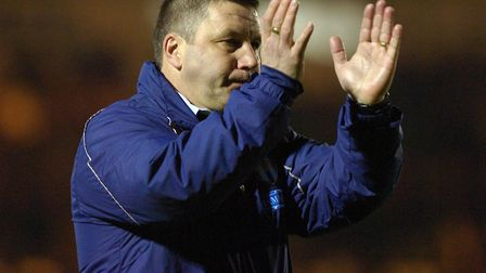 Former Colchester, Leyton Orient and Wales U21 boss Geraint Williams is now part of the coaching sta