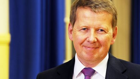 Bill Turnbull has told of his ongoing battle with cancer Picture: Matthew Usher.