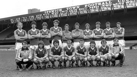 Ipswich Town's best-ever squad? These were the players who came so close to pulling off a remarkable