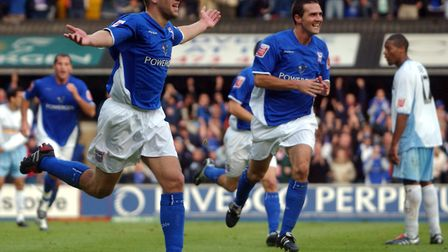 Matt Richards scored a 90th minute equaliser on this day in 2004
