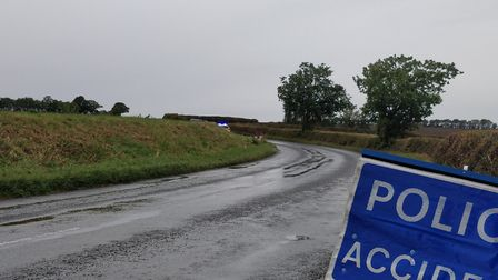 Officers are warning motorists to slow down approaching police signage in the area Picture: HAVERHIL