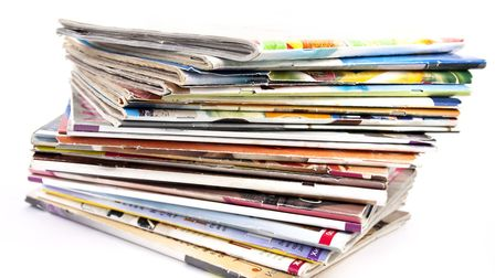 Magazines. Picture: OXANA D/GETTY IMAGES/iSTOCKPHOTO