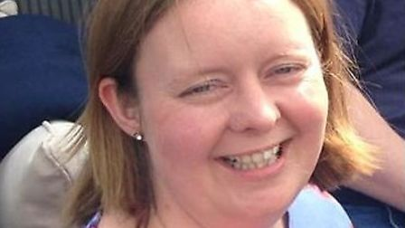 Claire Taylor, 41, was killed in a collision in Great Bradley on Tuesday December 27