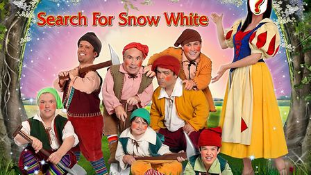 The role of Snow White at this years panto will be decided via this audtion Picture: ENCHANTED ENTER