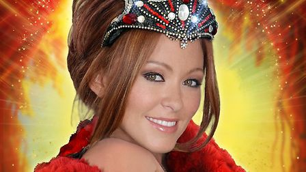 Natasha Hamilton is to star in Snow White and the Seven Dwarves at the Ipswich Regent Theatre Pictur