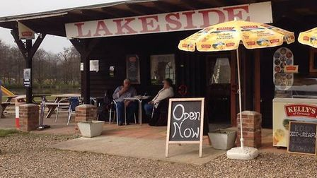The Lakeside cafe in Stowmarket is closing its doors at the end of the month Picture: LAKESIDE FACEB