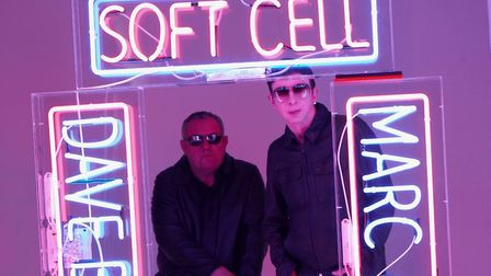 Soft Cell. Picture: DEACON COMMUNICATIONS