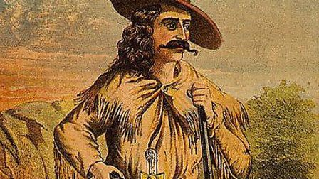 Buffalo Bill was still in his early 20s when the writer Ned Buntline made him famous as the hero of